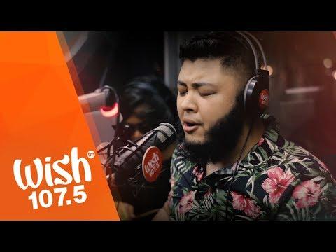 "DJ Robin Nievera performs ""Home"" LIVE on Wish 107.5 Bus"