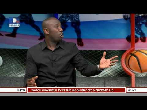 Sports Tonight: Focus On Basketball Development In Nigeria Through Programmes Pt 1