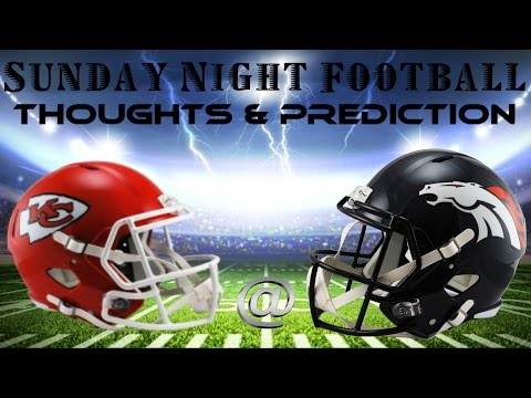 Chiefs @ Broncos | Week 12 | Thoughts & Prediction
