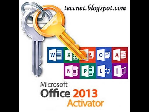 ativador do office 2013