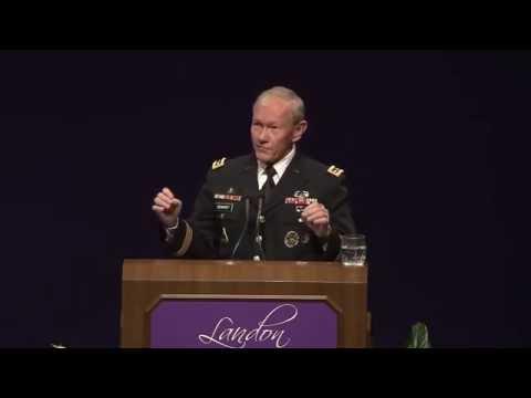 Landon Lecture | Gen. Martin Dempsey