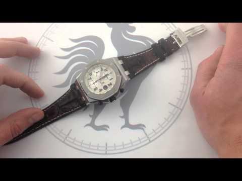 Audemars Piguet Royal Oak Offshore Safari 26170ST Luxury Watch Review