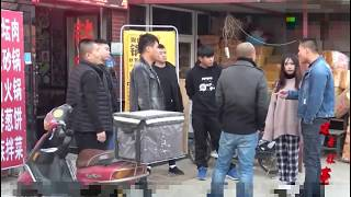 Video Rogue Bully a girl, Chinese Gang Leader beat the Rogue, revenge for her download MP3, 3GP, MP4, WEBM, AVI, FLV Agustus 2018