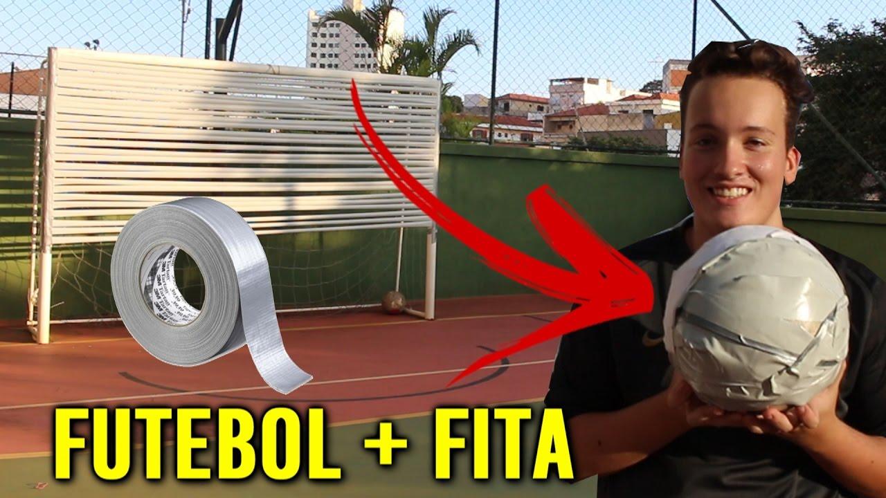 Download BOLA DE FITA (R$???) VS GOL DE SILVER TAPE (R$???)