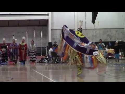 AIHERA Powwow 2015 Jocy Bird Switcharoo Special. 1st Place vs 1st Place