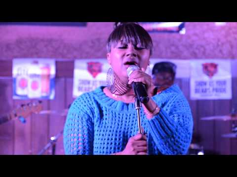 """New Black Renaissance Band featuring August Nightingale Singing """"I Still Love You"""""""