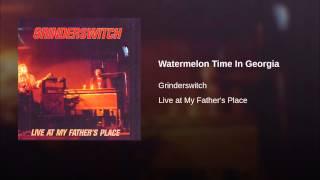 Watermelon Time In Georgia