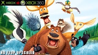 Open Season   Gameplay Xbox HD 720P Xbox to Xbox 360