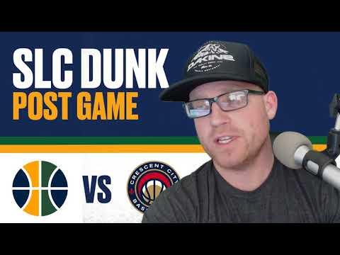 Utah Jazz vs New Orleans Pelicans Post Game Reaction