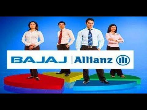 Recruitment in Bajaj Allianz 2017, Various Vacancies