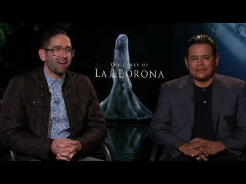 The Curse Of La Llorona. Sunny 99.1's Jay Rodriguez Interviews Raymond Cruz & Michael Chaves