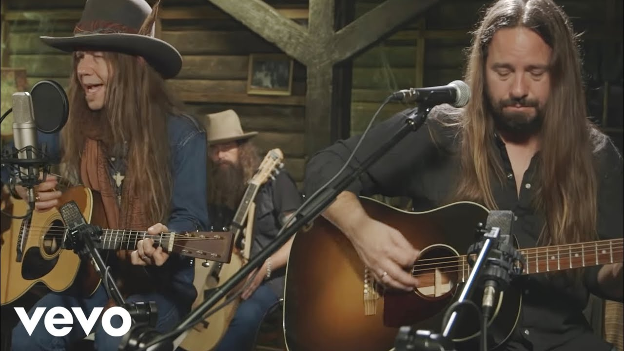 blackberry smoke one horse town official acoustic video youtube