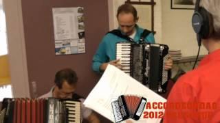 2 accordeonisten Walsen en zo