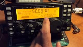 Auroral Propagation Heard On 6 Meter Ham Radio Band
