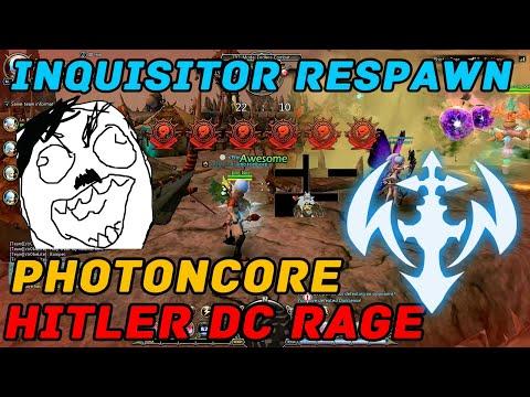 Dragon Nest PvP : Inquisitor Respawn Mode Lv. 80 : PhotonCore Hitler DC RAGE