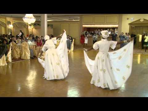 African Caribbean Wedding Dance Performance - African Wedding Video Photography Toronto GTA