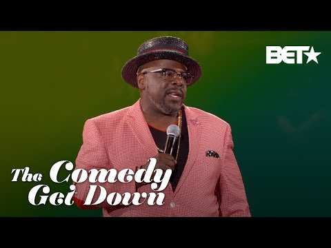 Cedric The Entertainer Doesn't Understand Drake Or 'Down In The DMs' | The Comedy Get Down