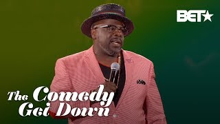 Cedric The Entertainer Doesn't Understand Drake or 'Down In The DM's' | The Comedy Get Down