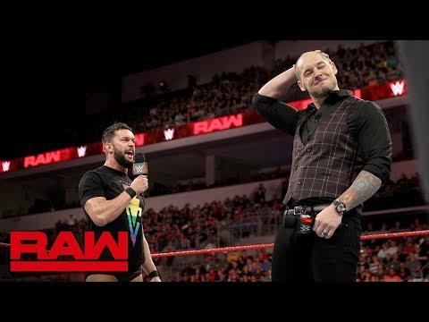 Constable Baron Corbin Demands An Apology From Finn Bálor: Raw, July 2, 2018