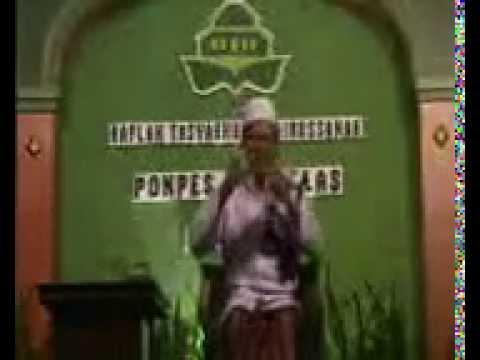 Pengajian Akbar K H  Muhajir Sulthon Dari Bojonegoro