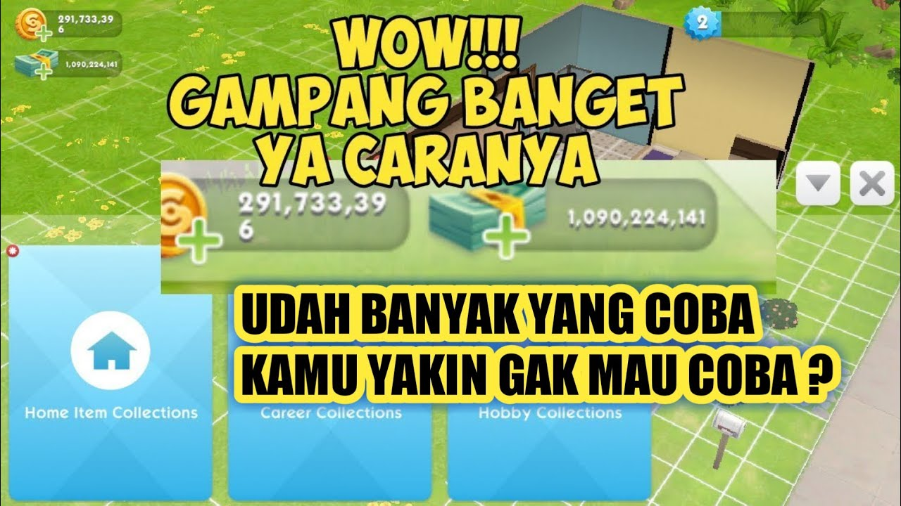 UPDATE!!! THE SIMS MOBILE MOD APK TERBARU 2019 CHEAT WORK 100% NO ROOT