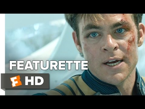 Star Trek Beyond Featurette - Captain Kirk (2016) - Chris Pine Movie
