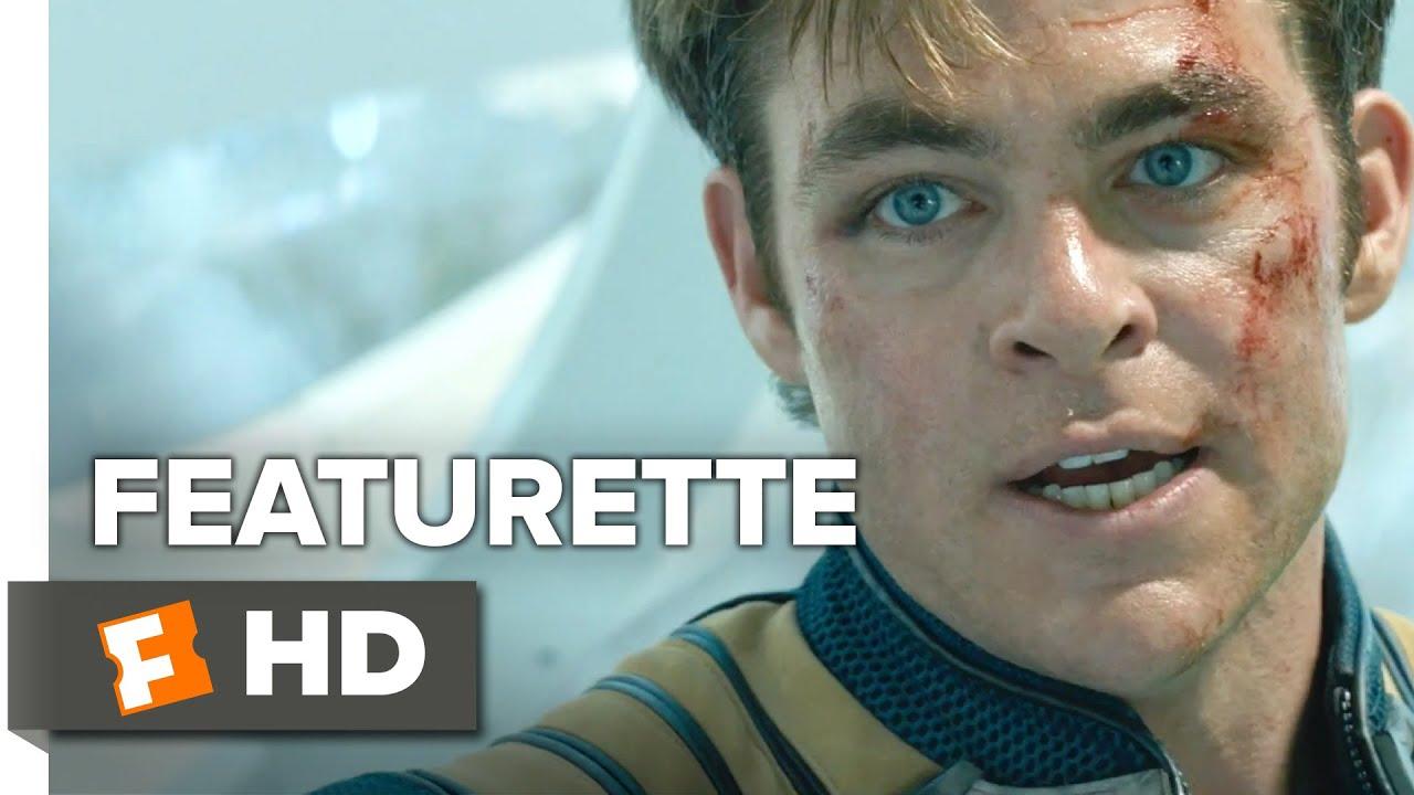 Star Trek Beyond Featurette