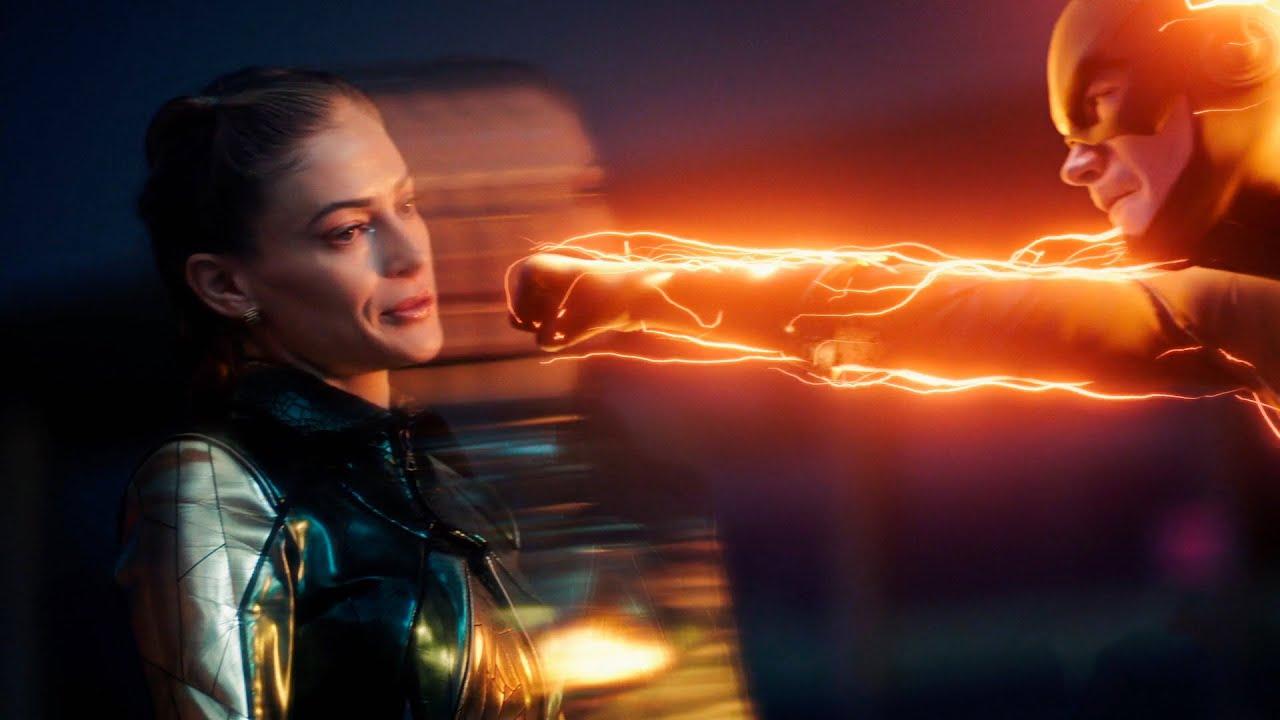 Download Flash vs Eva - The Flash 7x01