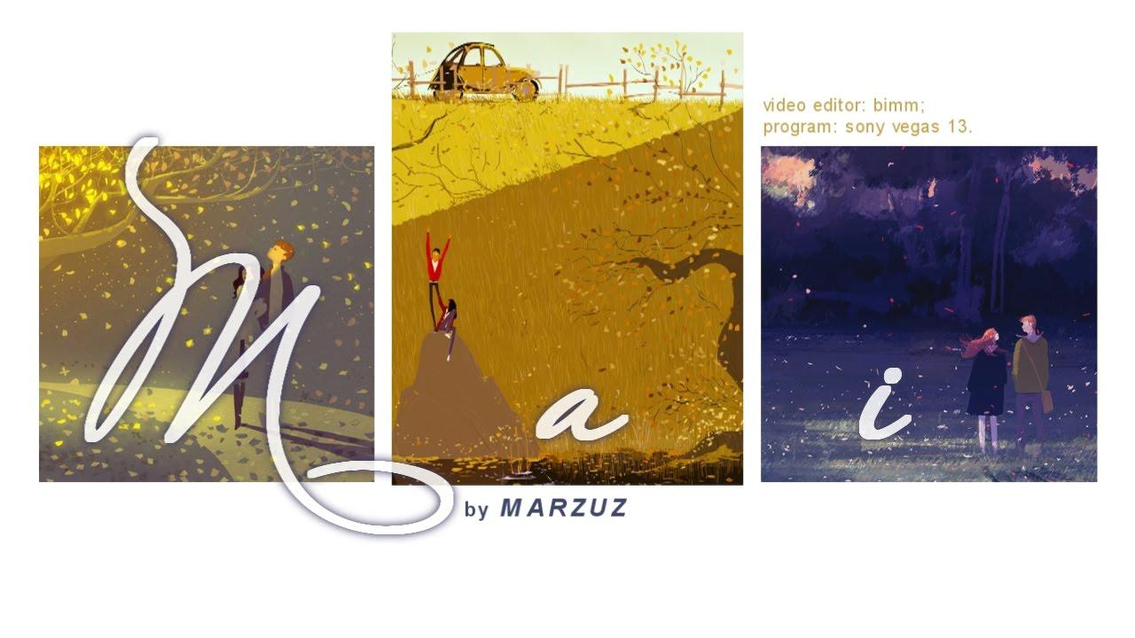 Download Mai • Marzuz (bimm lyric video)