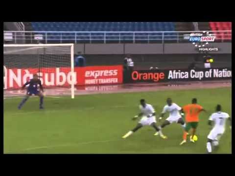 Zambia v Ghana 1 0 All Goals and Highlights