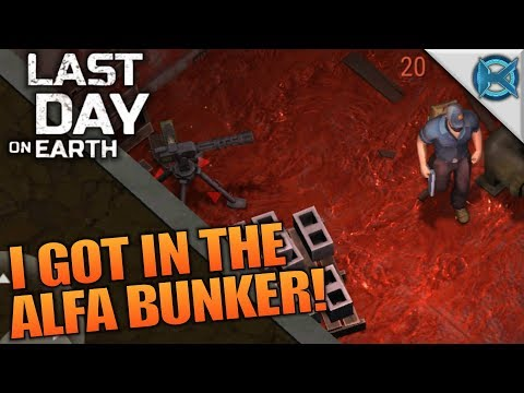I GOT IN THE ALFA BUNKER! | Last Day on Earth: Survival | Let's Play Gameplay | S02E03