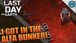 I GOT IN THE ALFA BUNKER!   Last Day on Earth: Survival   Let's Play Gameplay   S02E03