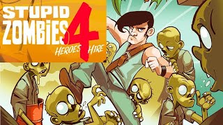 Stupid Zombies 4 (by GameResort LLC) IOS Gameplay Video (HD) screenshot 2