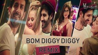 Gambar cover Bom Diggy Diggy Remix - VIZSHAAL/DJSID    Zack Knight   Jasmin Walia   Sonu Ke Titu Ki Sweet