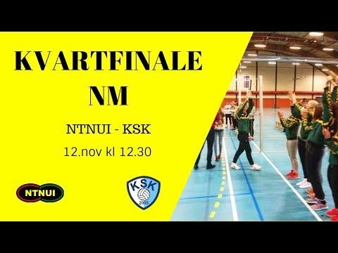 Kvartfinale NM: NTNUI - KSK