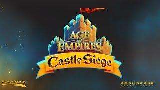 saracens theme 1 aoe castle siege soundtrack