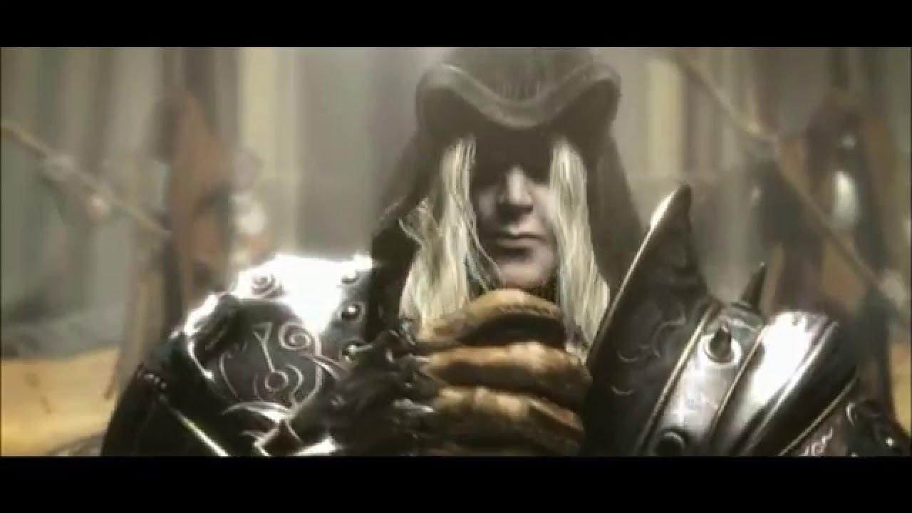 Warcraft Iii Hd Videos 4 Arthas Betrayal Succession Human