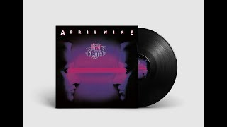 Watch April Wine Comin Right Down On Top Of Me video