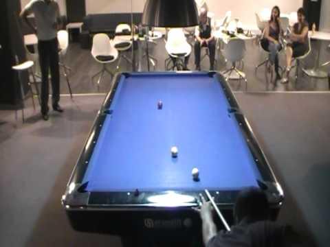 Finala CN de Biliard, Ardealul de Nord : Gergely Francisc vs Olah Gabor
