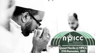 27th Ramadan 2013 Dua Qunoot @ NPICC