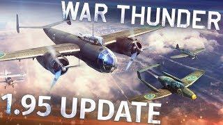 """Update 1.95 """"Northern wind"""" / War Thunder"""