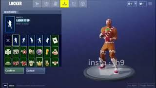 New Leaked Laugh It Up Emote (fortnite)