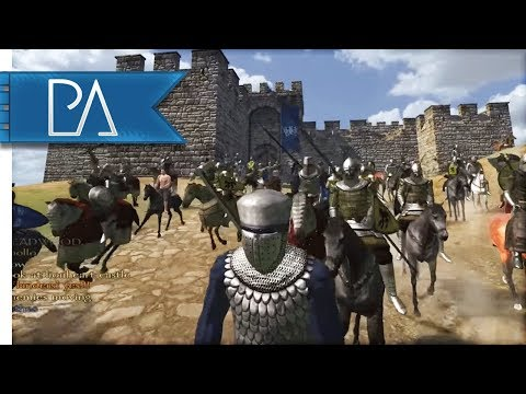 THE GREAT WAR BEGINS -  Mount And Blade - Persistent World Mod Gameplay