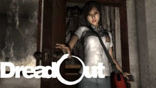 SOME ASIAN HORROR GAME