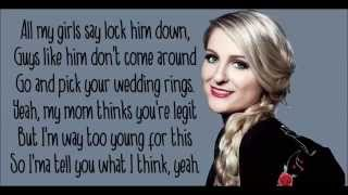 Meghan Trainor - Mr. Almost (ft. Shy Carter) |Lyrics|