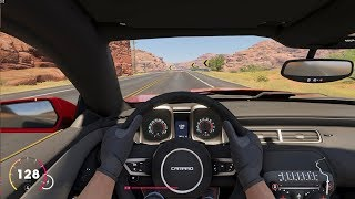 The Crew 2 - Chevrolet Camaro SS 2010 - Cockpit View Gameplay (PC HD) [1080p60FPS]