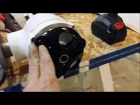 500 watt new wind turbine testing video 2, how 2 power UP!