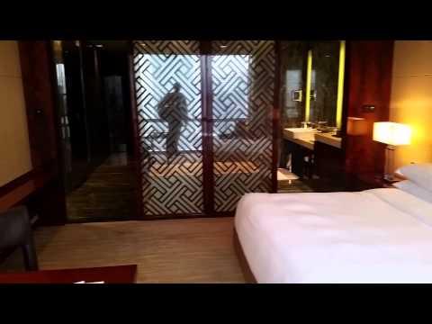 Grand Hyatt Shenzhen Club rooms