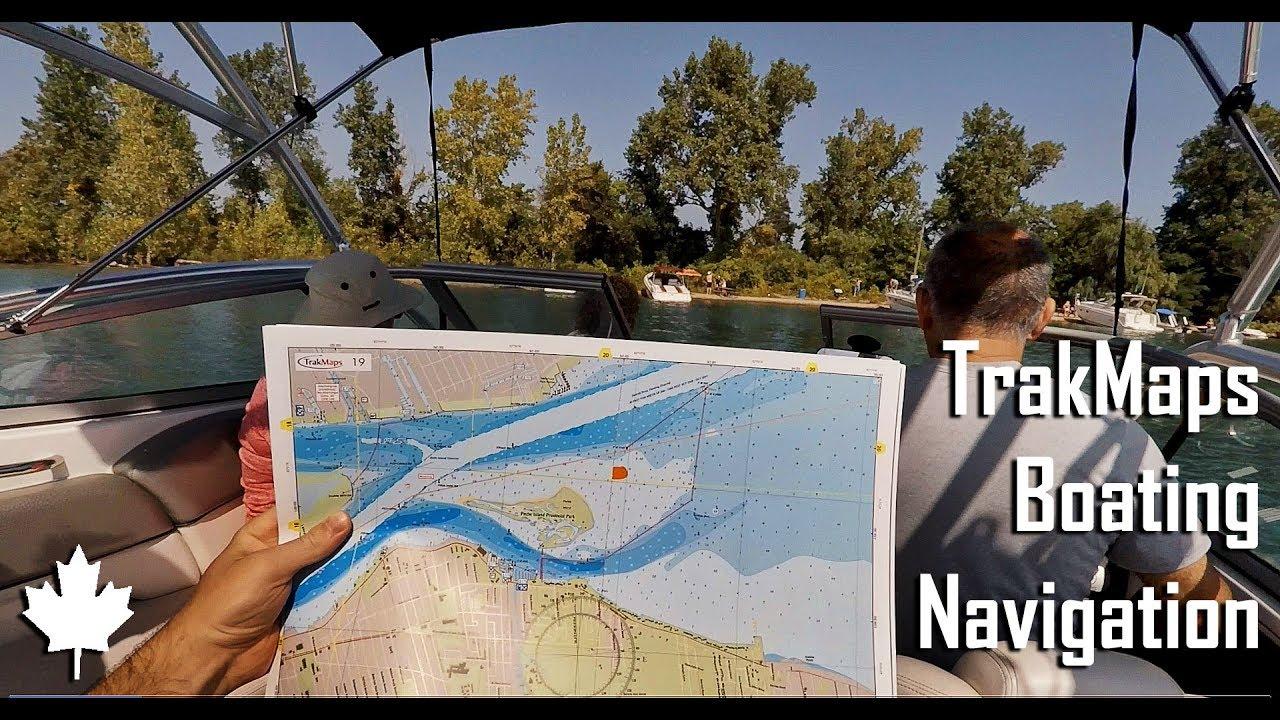 Marine Ontario for Garmin GPS units