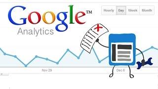 Google Bing WebMaster Tools / Google Analytics - SEO